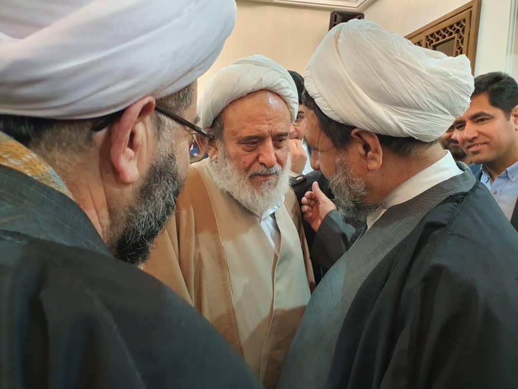 افتتاح شبستان مسجد الزهرا (س) رفسنجان13