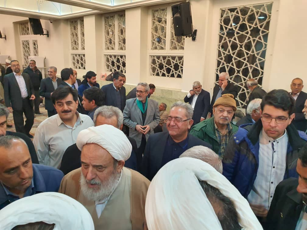 افتتاح شبستان مسجد الزهرا (س) رفسنجان14